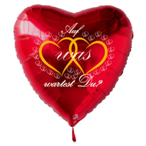 Herzluftballon-aus-Folie-rot-Heiratsantrag-Auf Was Wartest-Du