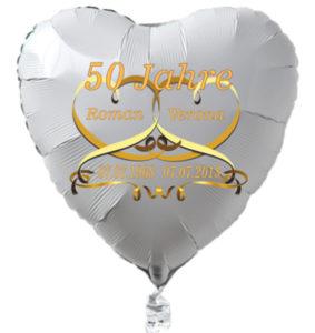 50-Jahre-Goldene-Hochzeit-Herzballon-weiss-mit-Namen-des-Hochzeitspaares-und-Daten-personalisiert