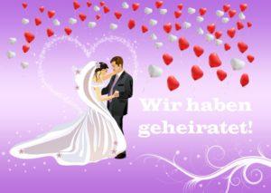Ballonflugkarte-wir-haben-geheiratet-lila