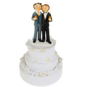 Brautpaar-hochzeitsfigur-tortenfigur-hochzeit-gleichgeschlechtlich-Braeutigam