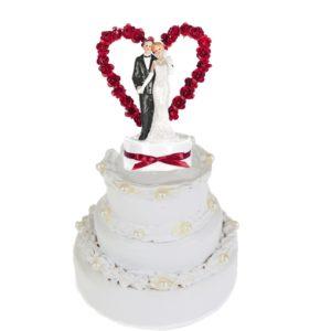 Brautpaar-hochzeitsfigur-tortenfigur-hochzeit-rosenherz