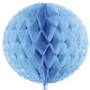 Wabenball-Blau-Raumdekoration-Hochzeit-Geburtstag-Party-Fest-Feier-Honeycomb