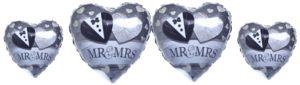 geschenkidee-zur-hochzeit-geschenk-im-ballon-mr-and-mrs-silber-schwarz