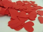 Konfetti-herzkonfetti-konfetti-rot